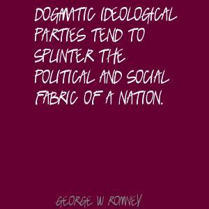George W. Romney's quote #5