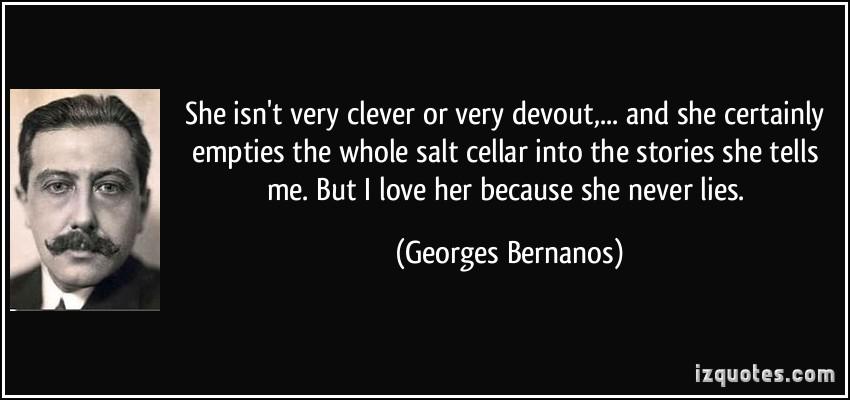 Georges Bernanos's quote #3