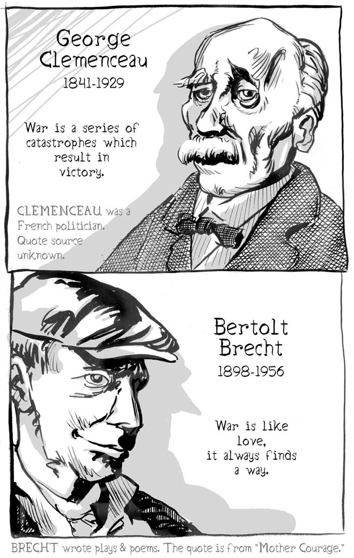 Georges Clemenceau's quote #3