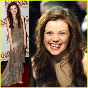 Georgie Henley's quote #3