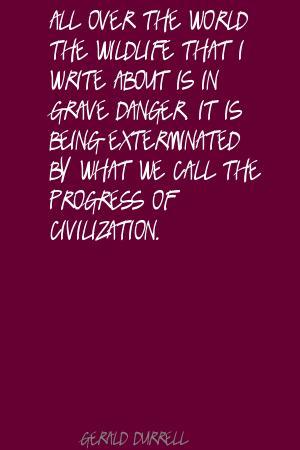 Gerald Durrell's quote #1