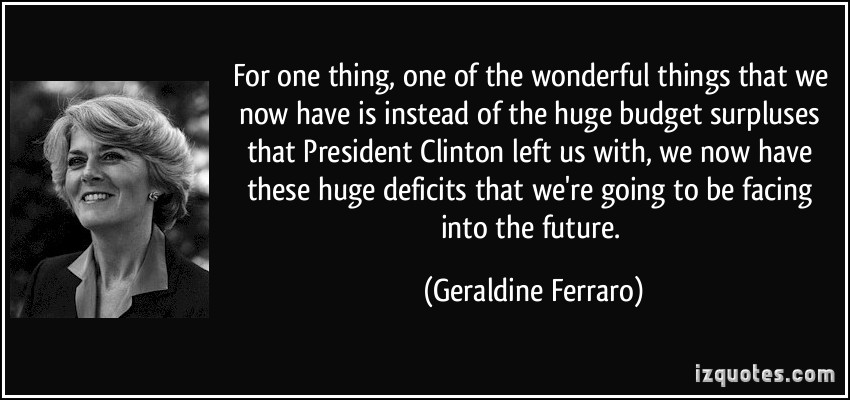 Geraldine Ferraro's quote #5