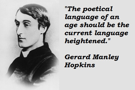 Gerard Manley Hopkins's quote #5