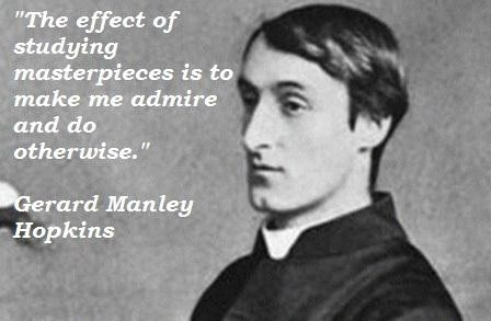 Gerard Manley Hopkins's quote #3