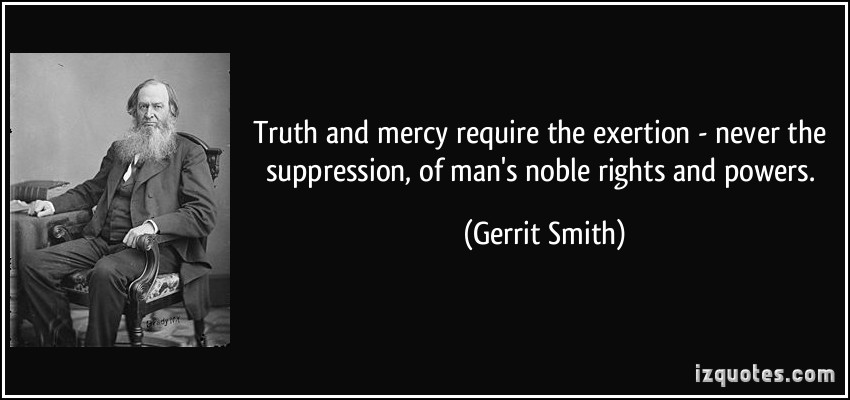 Gerrit Smith's quote #3