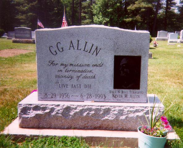 GG Allin's quote #1