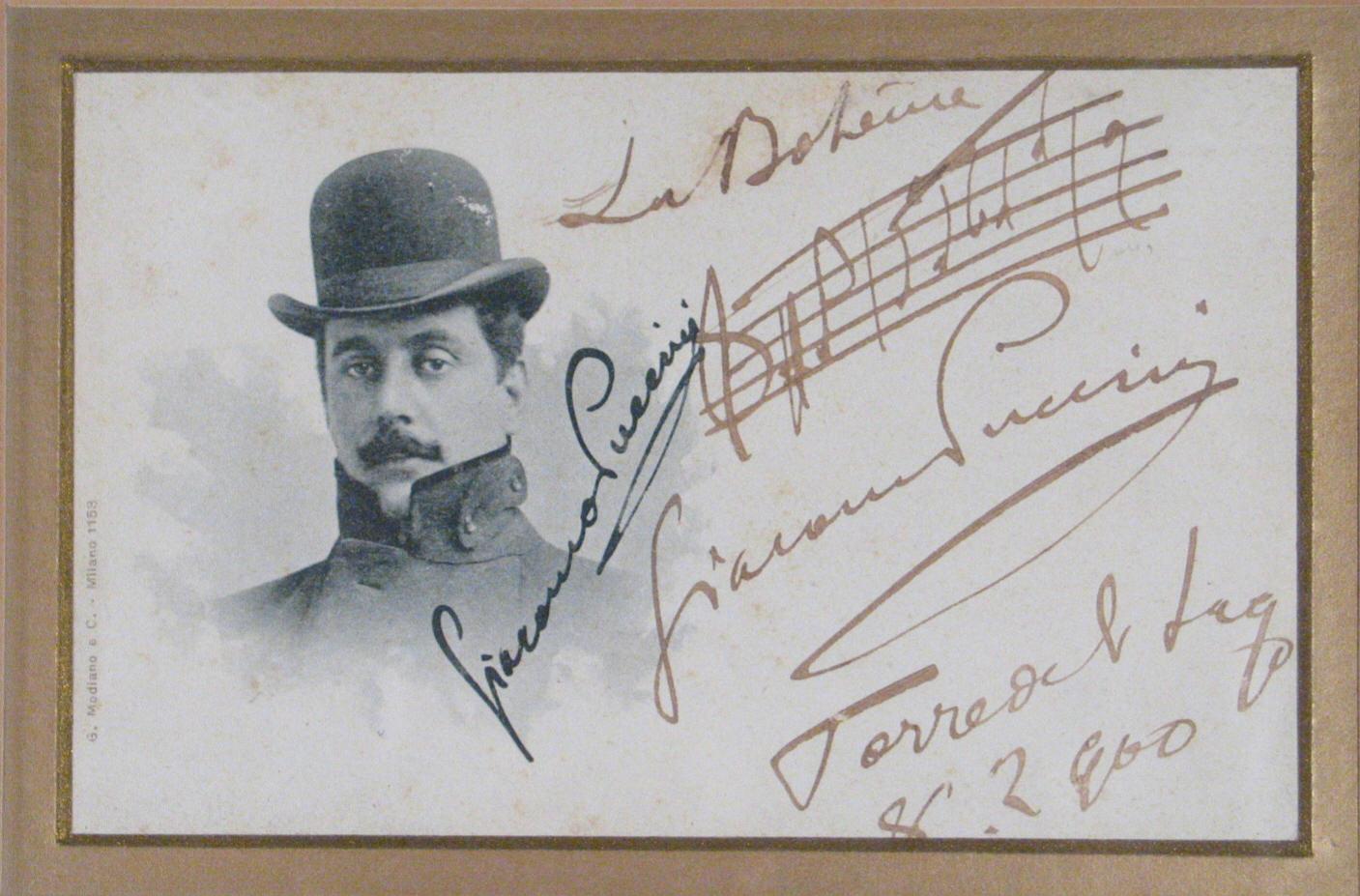 Giacomo Puccini's quote #1