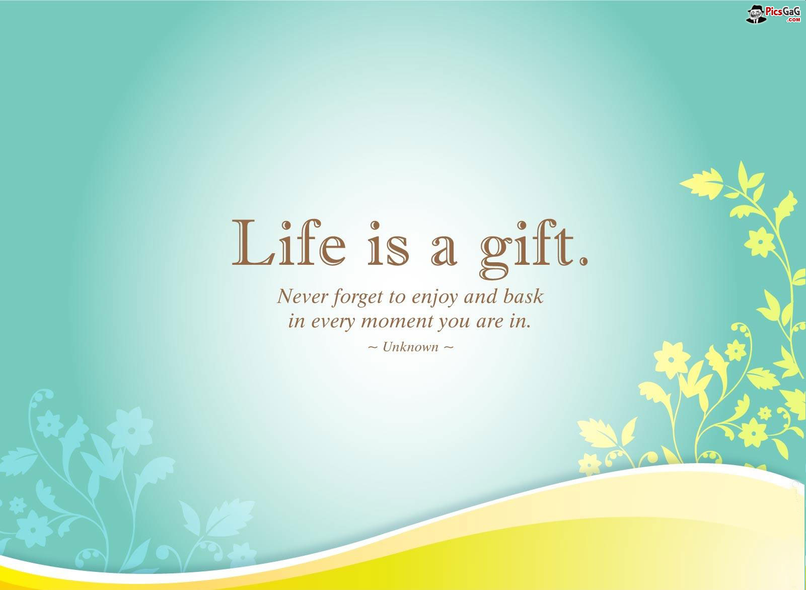 Gift quote #7