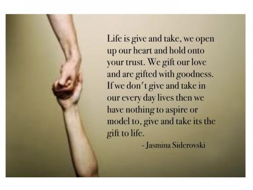 Gifts quote #1