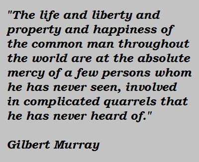 Gilbert Murray's quote #1