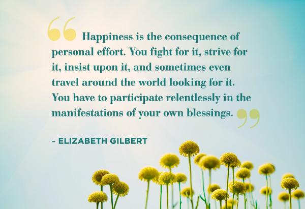 Gilbert quote #1