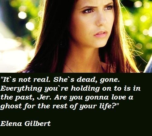 Gilbert quote #2