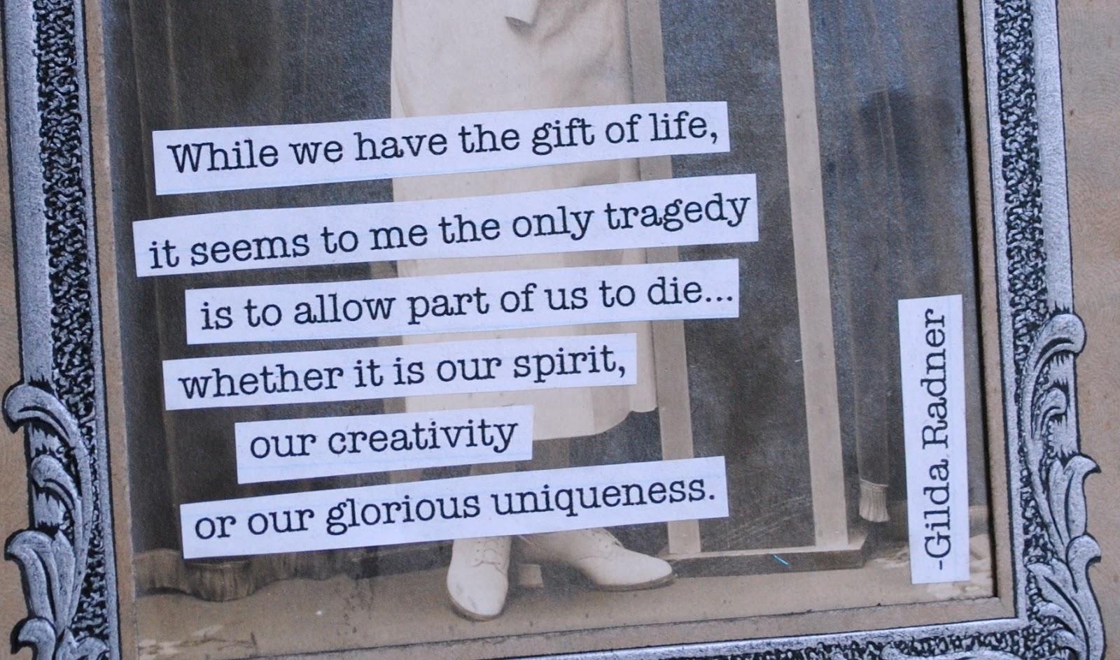 Gilda Radner's quote #3