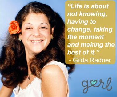 Gilda Radner's quote #7