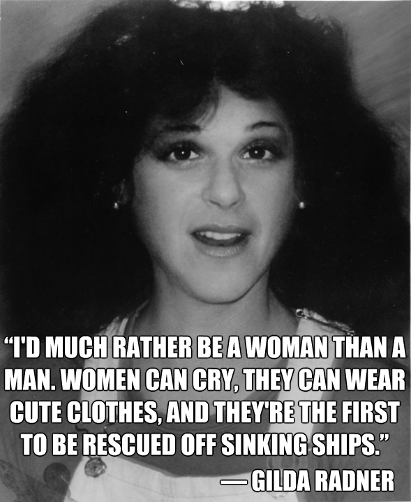 Gilda Radner's quote #1