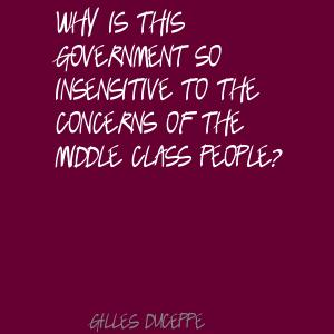 Gilles Duceppe's quote