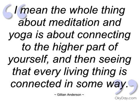 Gillian Anderson's quote #5