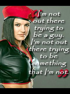 Gina Carano's quote #7