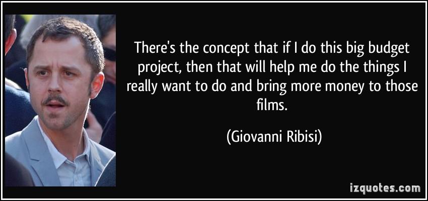 Giovanni Ribisi's quote #1