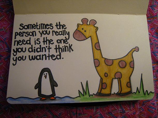 Giraffe quote #1