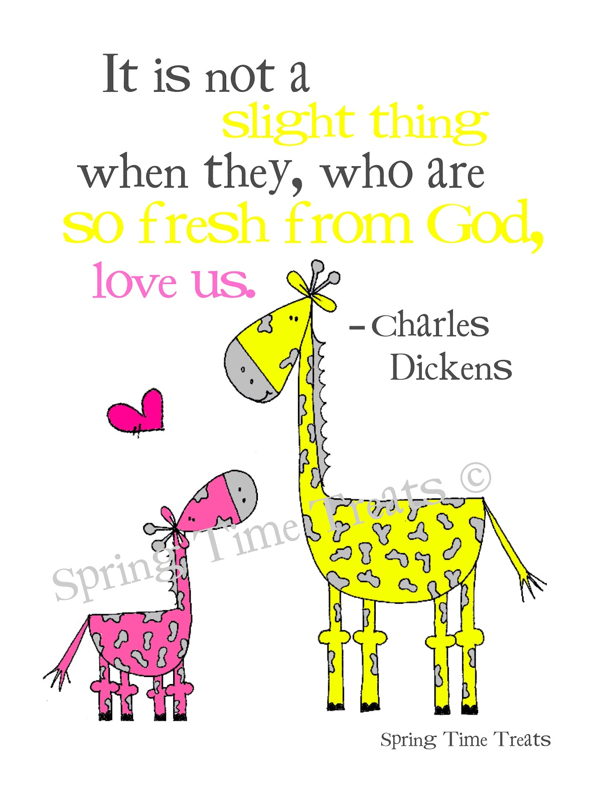 Giraffes quote #2