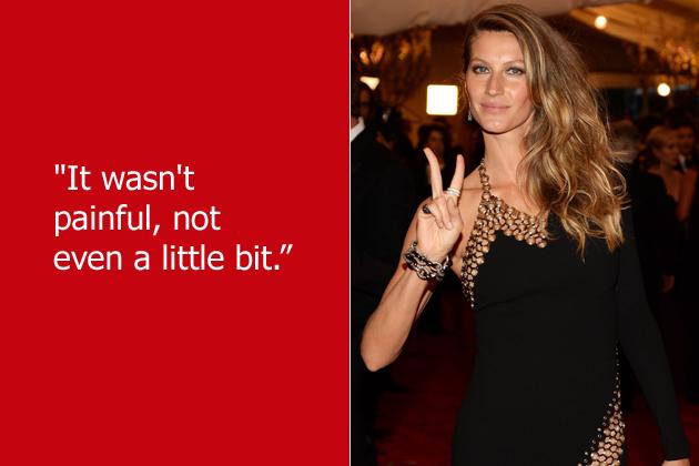 Gisele Bundchen's quote #2