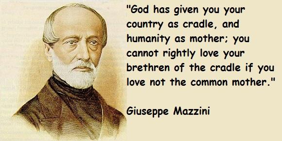 Giuseppe Mazzini's quote #2