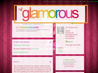 Glamorous quote #3