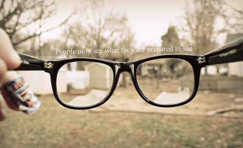Glasses quote #1