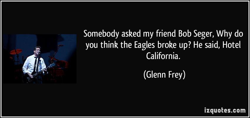 Glenn Frey's quote #6