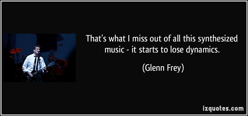 Glenn Frey's quote #7