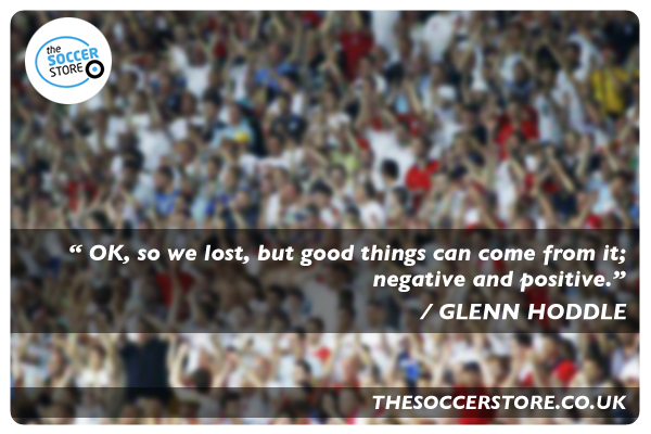 Glenn Hoddle's quote #1