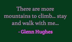 Glenn Hughes's quote #2