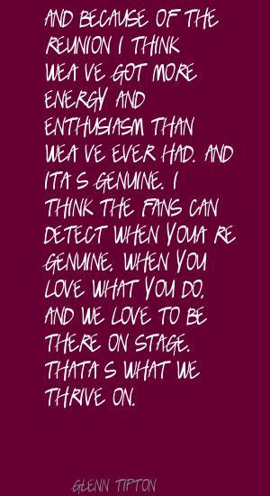 Glenn Tipton's quote #8