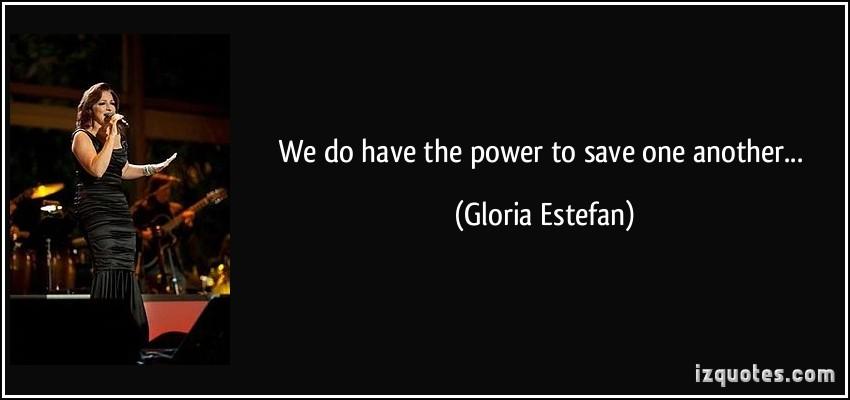 Gloria Estefan's quote #5