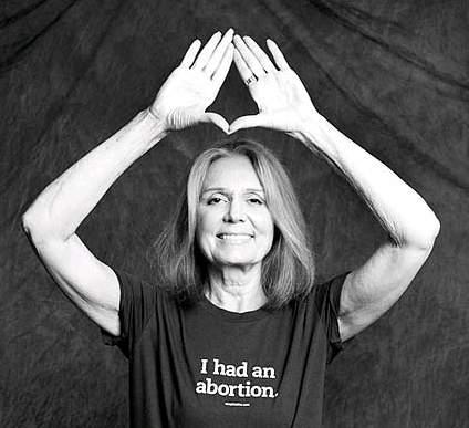 Gloria Steinem's quote #7