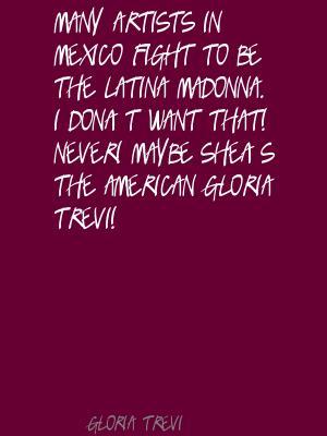 Gloria Trevi's quote #7