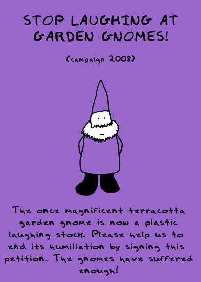 Gnome quote #1