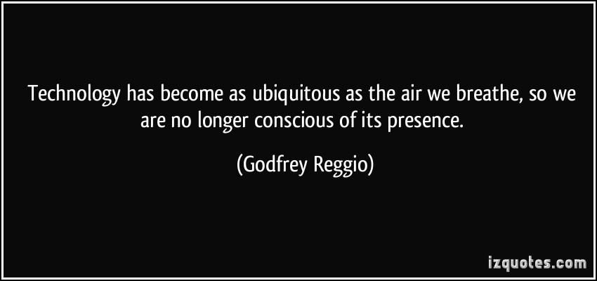 Godfrey Reggio's quote #2