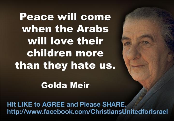 Golda Meir's quote #4