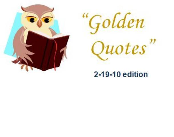 Golden quote #7