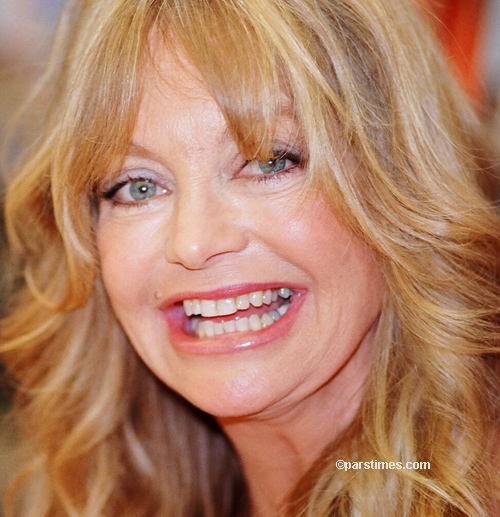 Goldie Hawn's quote #8