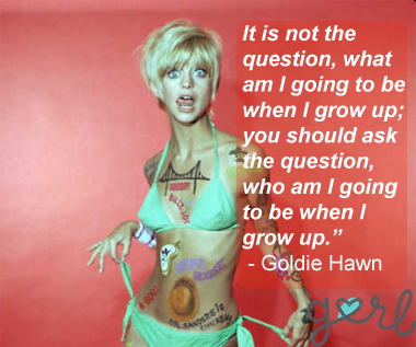 Goldie Hawn's quote #4