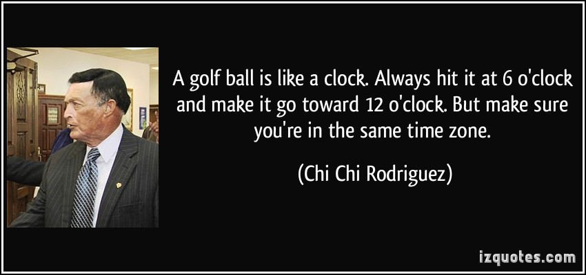 Golf Ball quote #2