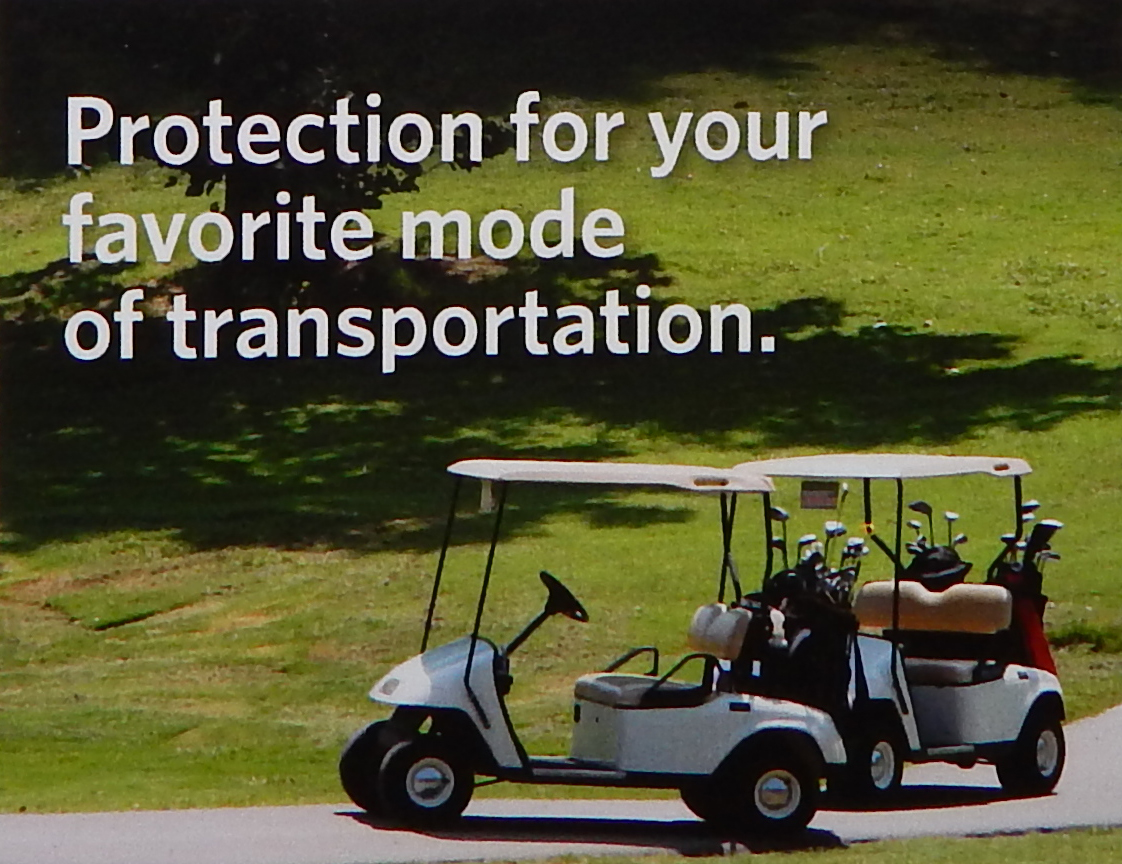 Golf Cart quote #2