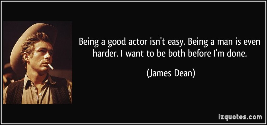 Good Acting quote #2