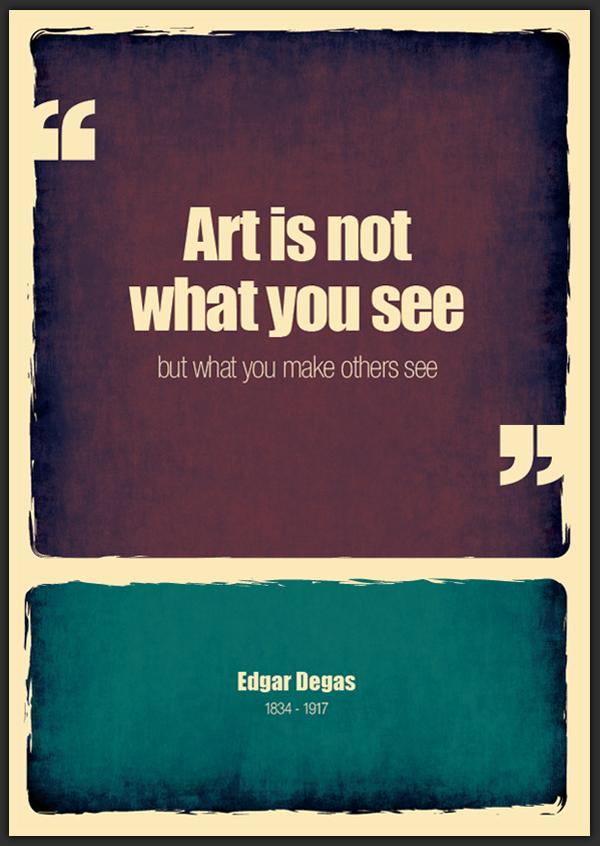 Good Art quote #1