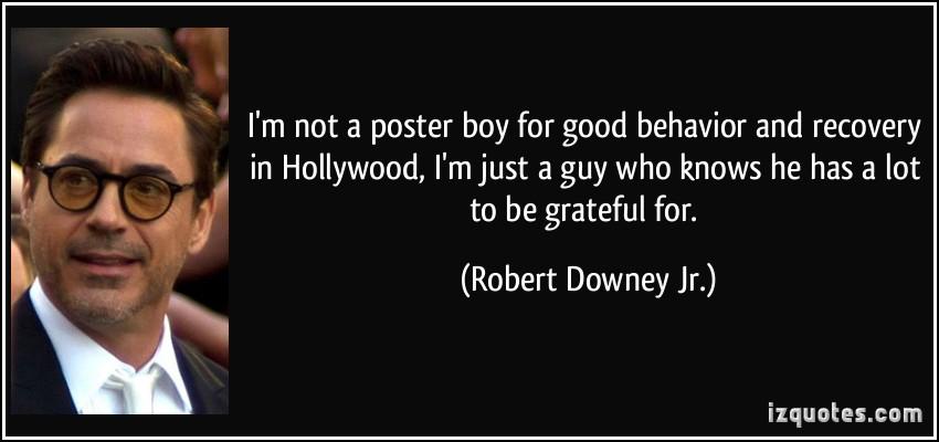 Good Behavior quote #1
