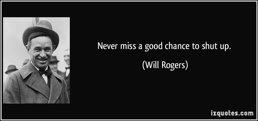 Good Chance quote #2