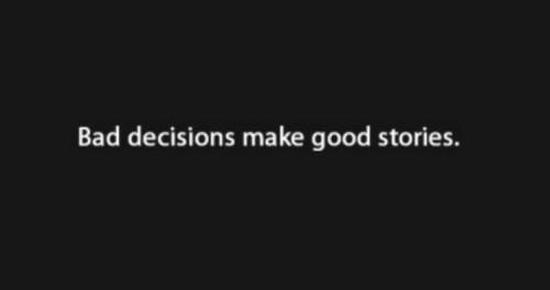 Good Stories quote